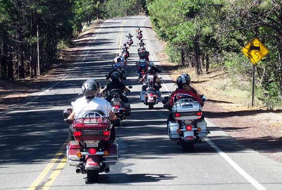 Video Motorcycle Tours